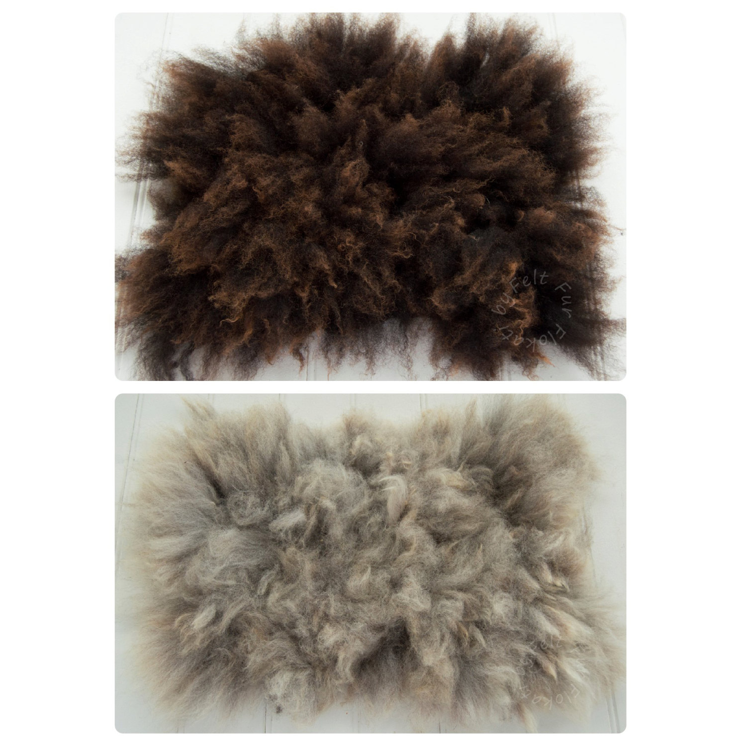 Faux Skin Rug | Fur Rug | Small Sheepskin Rug