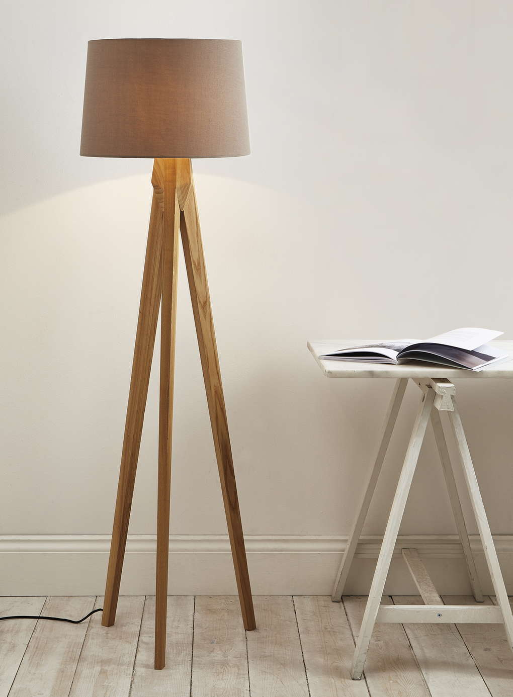 Floor Lamp Tripod | Royal Marine Tripod Floor Lamp | Tripod Lamp