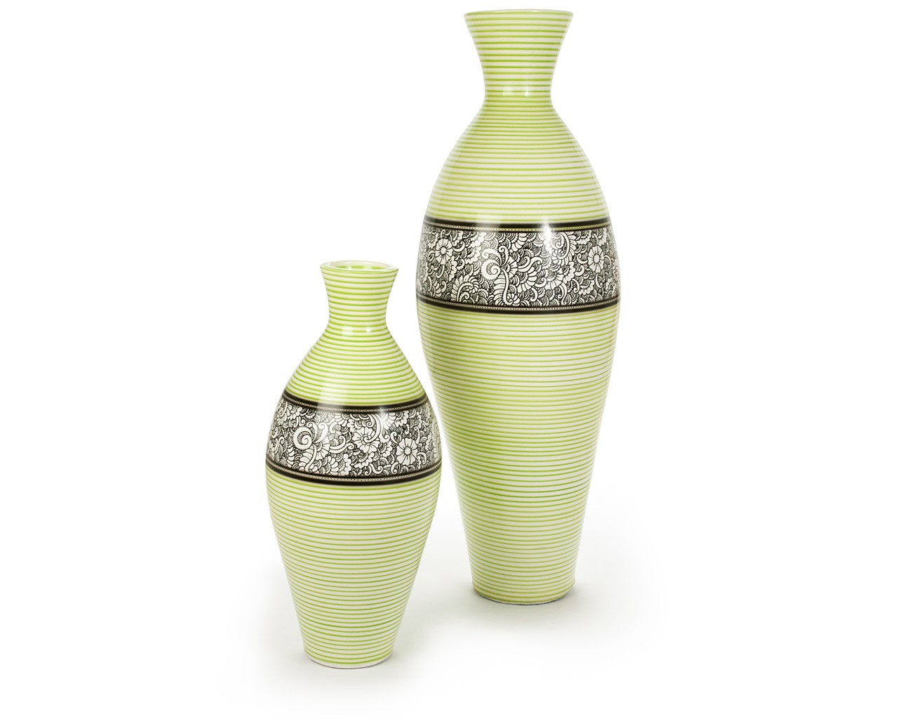 Floor Vase | Decorative Glass Vases | Terracotta Floor Vase