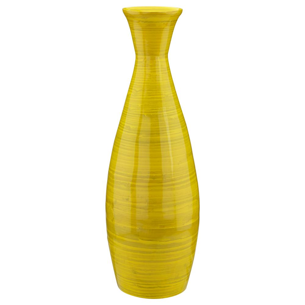 Floor Vase | Tall Clear Vases | Large Decorative Bowls