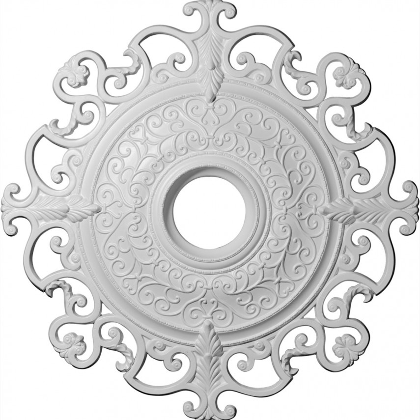 Focal Point Ceiling Medallions | Wood Ceiling Medallion | Ceiling Medallion