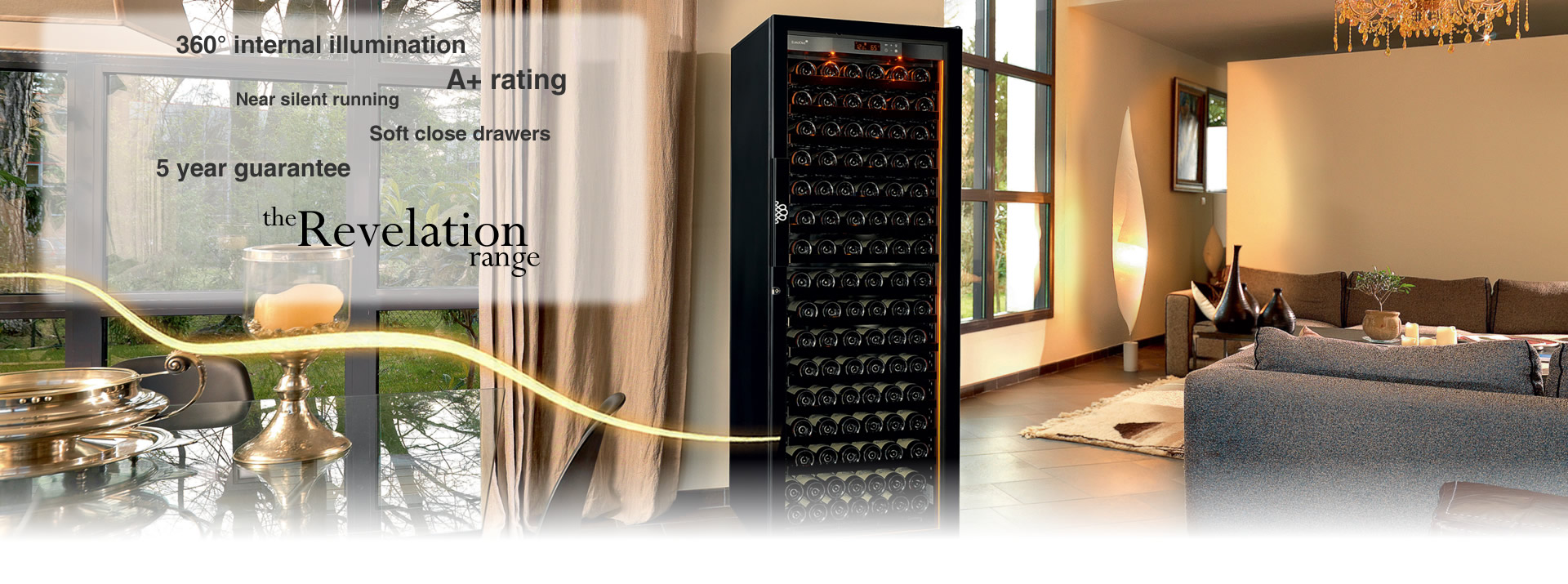 Freestanding Wine Cellars | Eurocave | Eurocave Confort Vieillitheque Manual