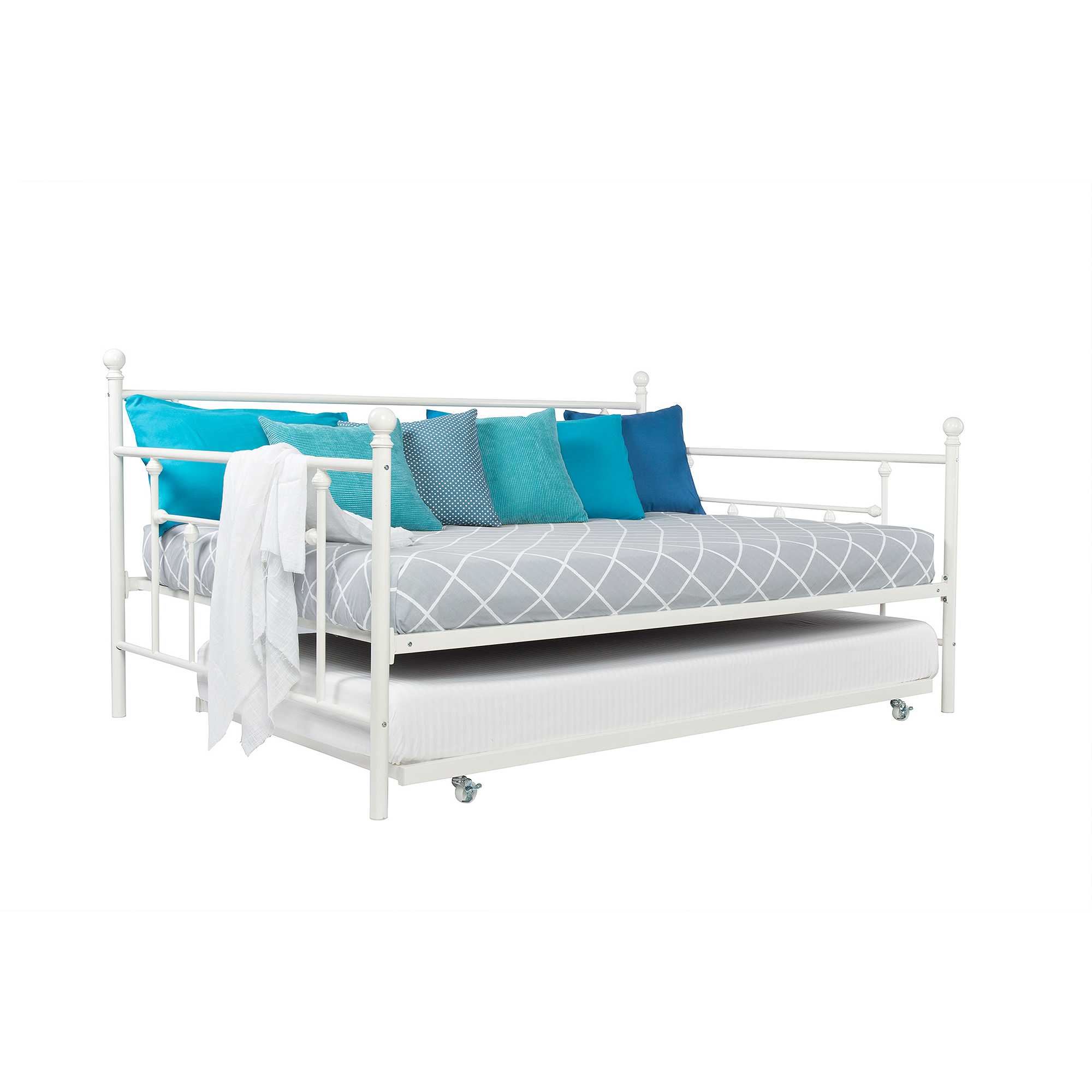 Full Daybed | Daybed Frame Full Size | Trundle Bed Ikea