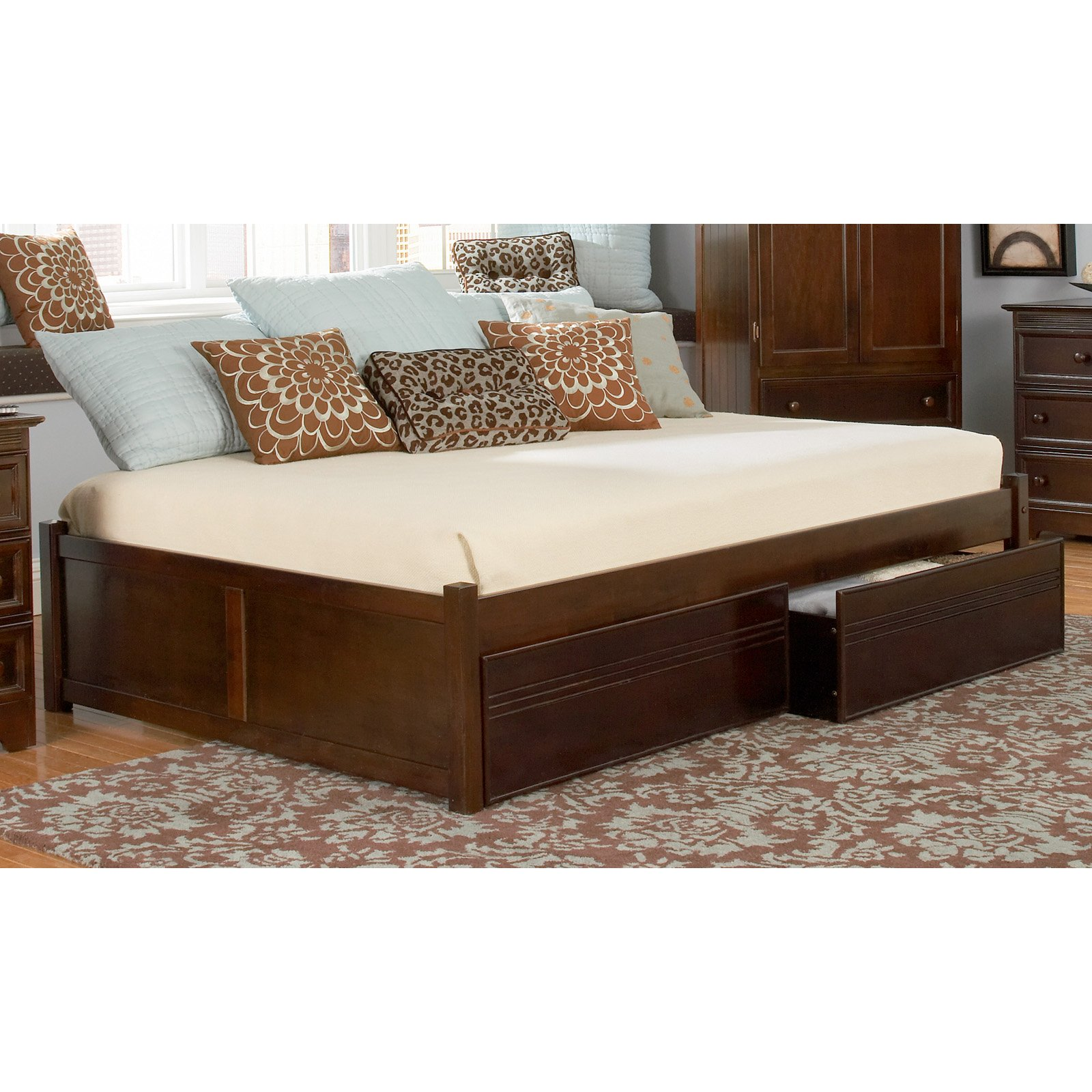 Full Daybed | Daybed Full Size Frame | Daybed Full Size with Trundle