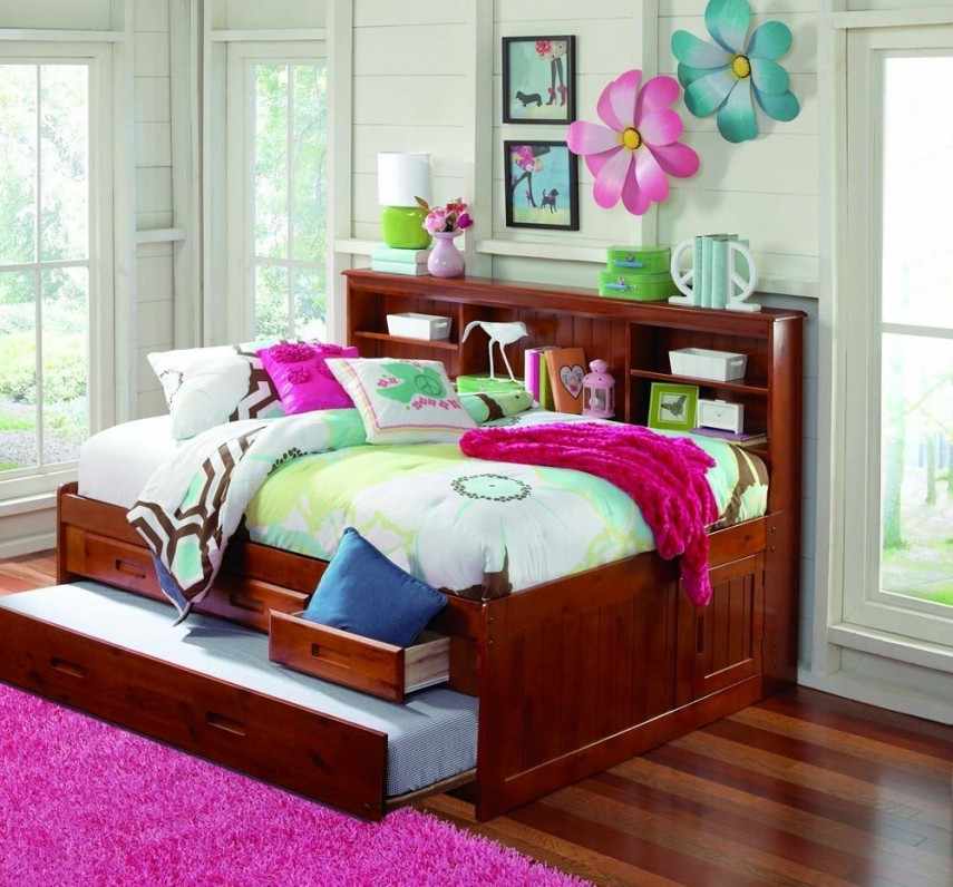 Full Daybed | Twin Trundle Beds | Cheap Daybed