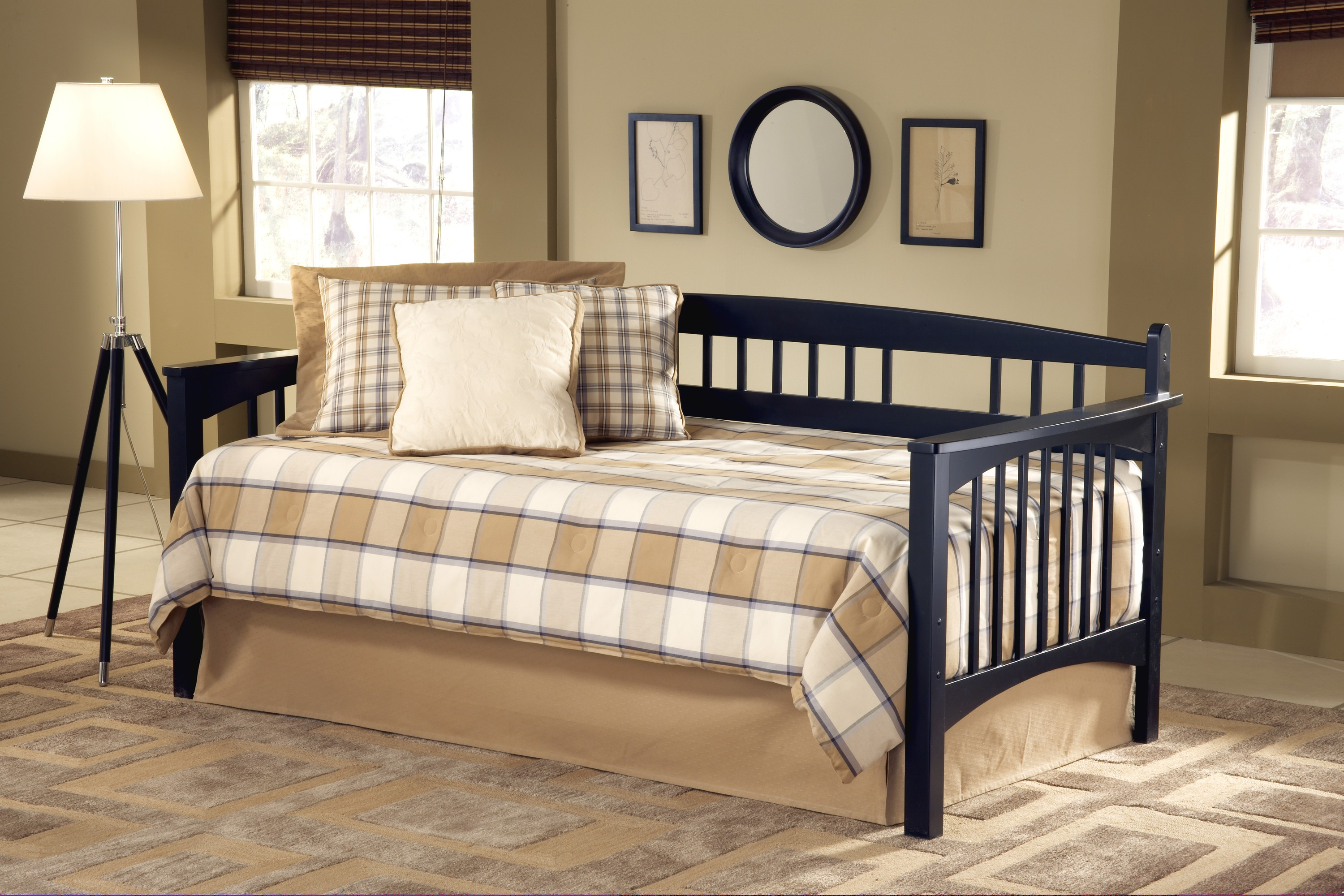 Full Size Day Bed | Queen Daybed Frame | Full Size Daybed with Trundle
