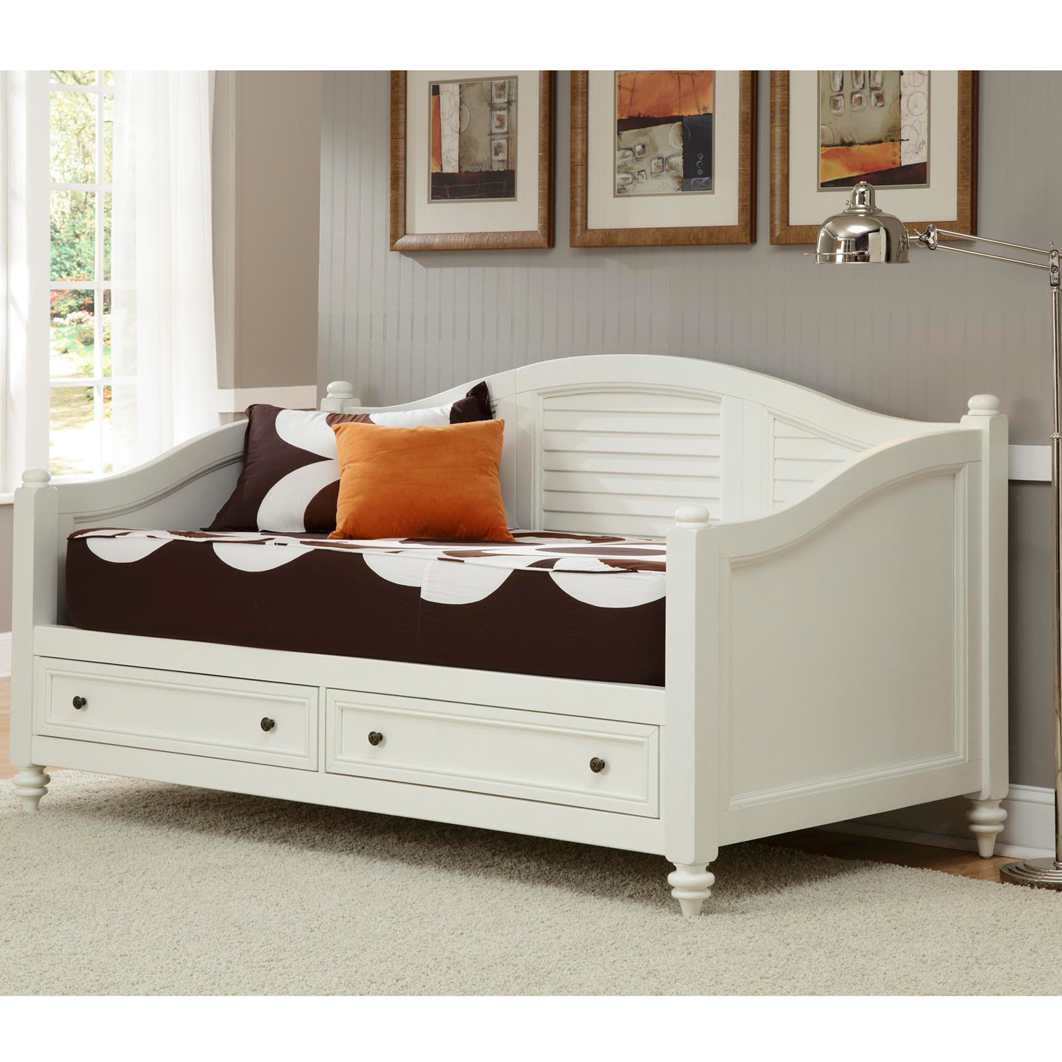 Full Size Daybed with Trundle Bed | Full Size Daybed with Trundle | Twin Daybed with Storage
