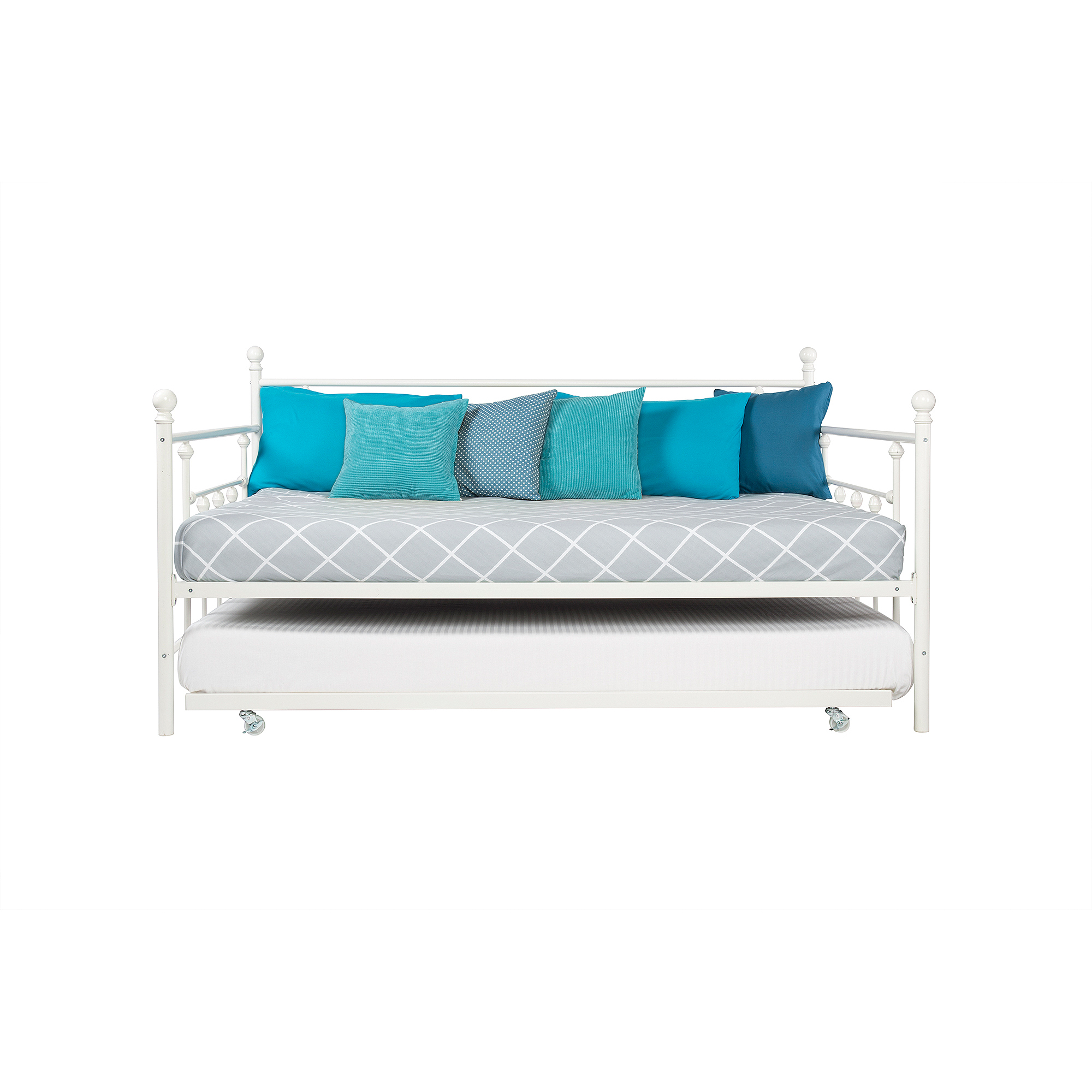 Full Size Daybed with Trundle | Daybed with Trundle Full Size | Small Daybed