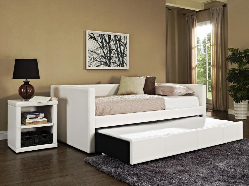Full Size Daybed with Trundle | Daybeds with Trundles | Twin Trundle Beds