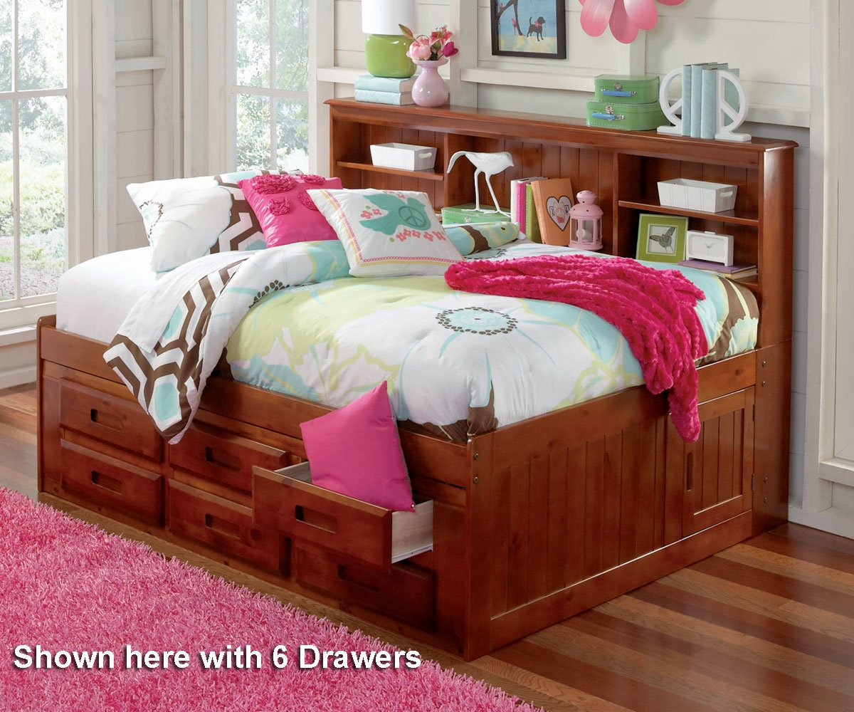 Full Size Daybed with Trundle | Full Size Daybed Frame | Daybed with Storage