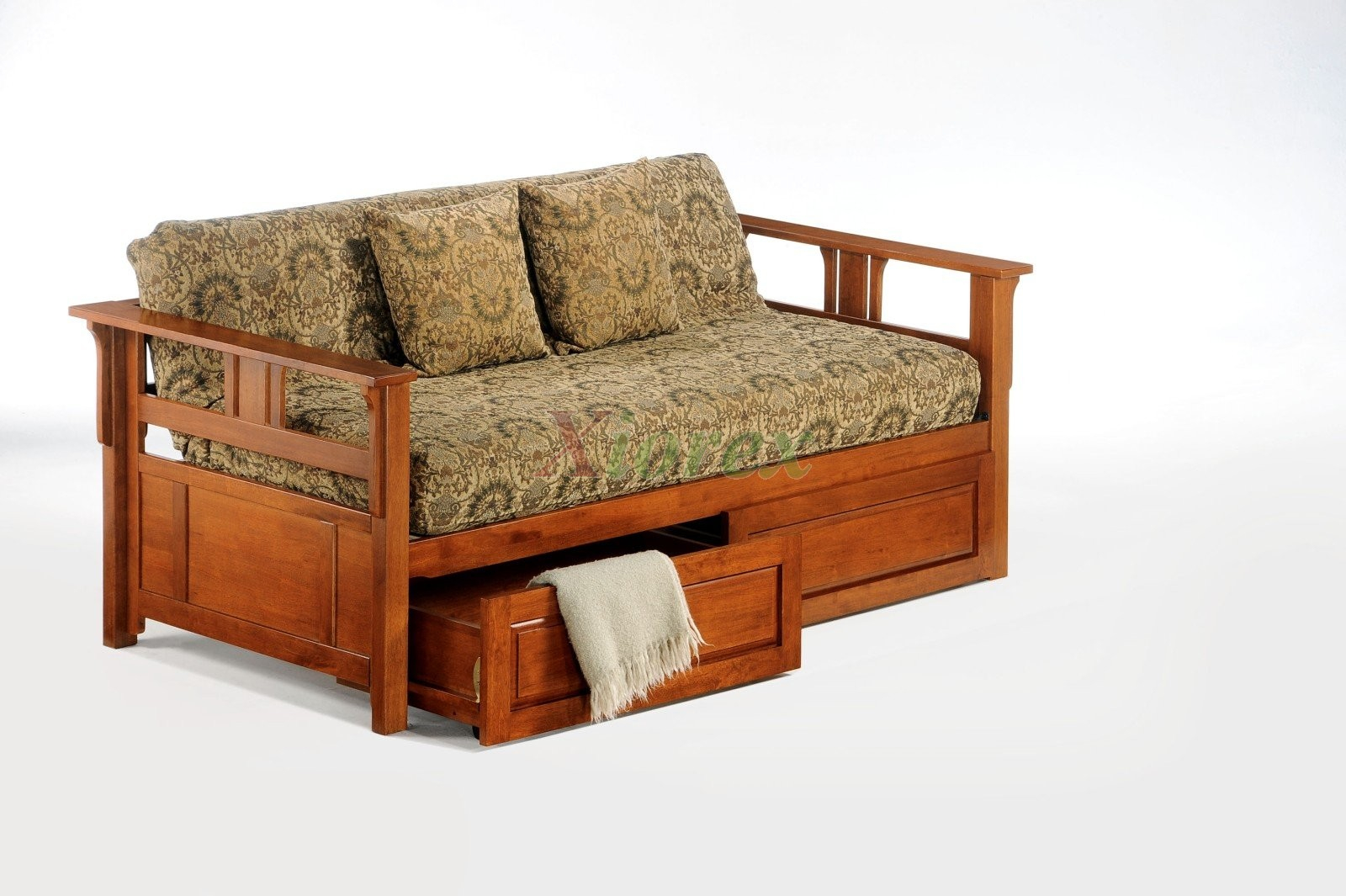 Full Size Daybed with Trundle | Full Size Trundle Bed | Ashley Furniture Daybed