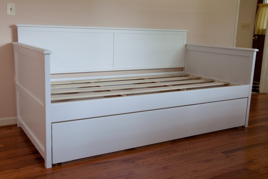 Full Size Daybed With Trundle | Metal Trundle Bed | Cheap Daybeds