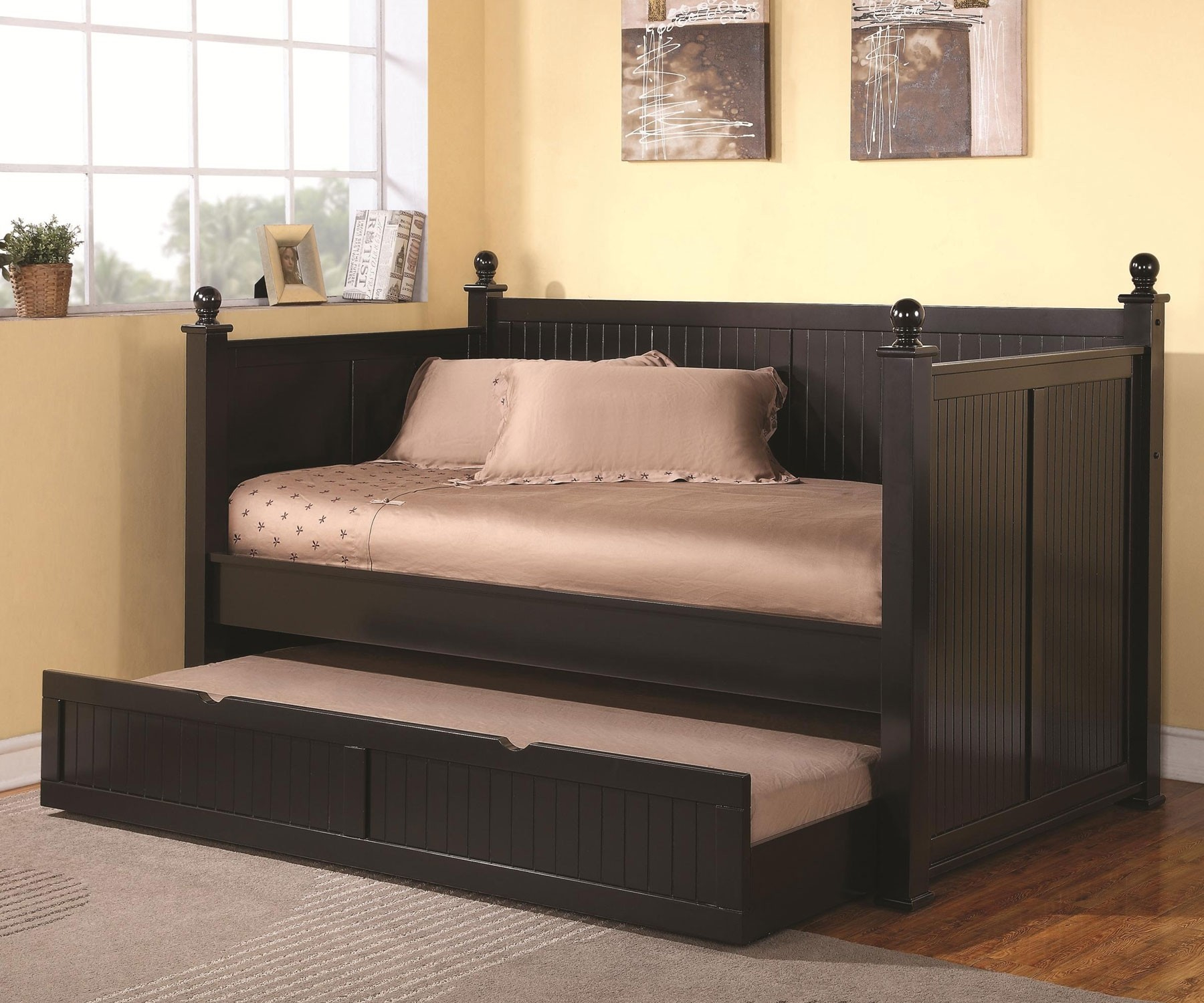 Full Size Daybed with Trundle | Twin Daybed with Trundle | Cheap Daybeds