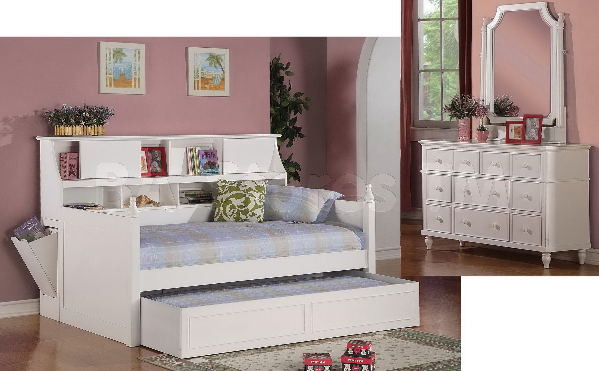 Full Size Trundle Beds for Adults | Full Size Daybed with Trundle | Pottery Barn Daybed