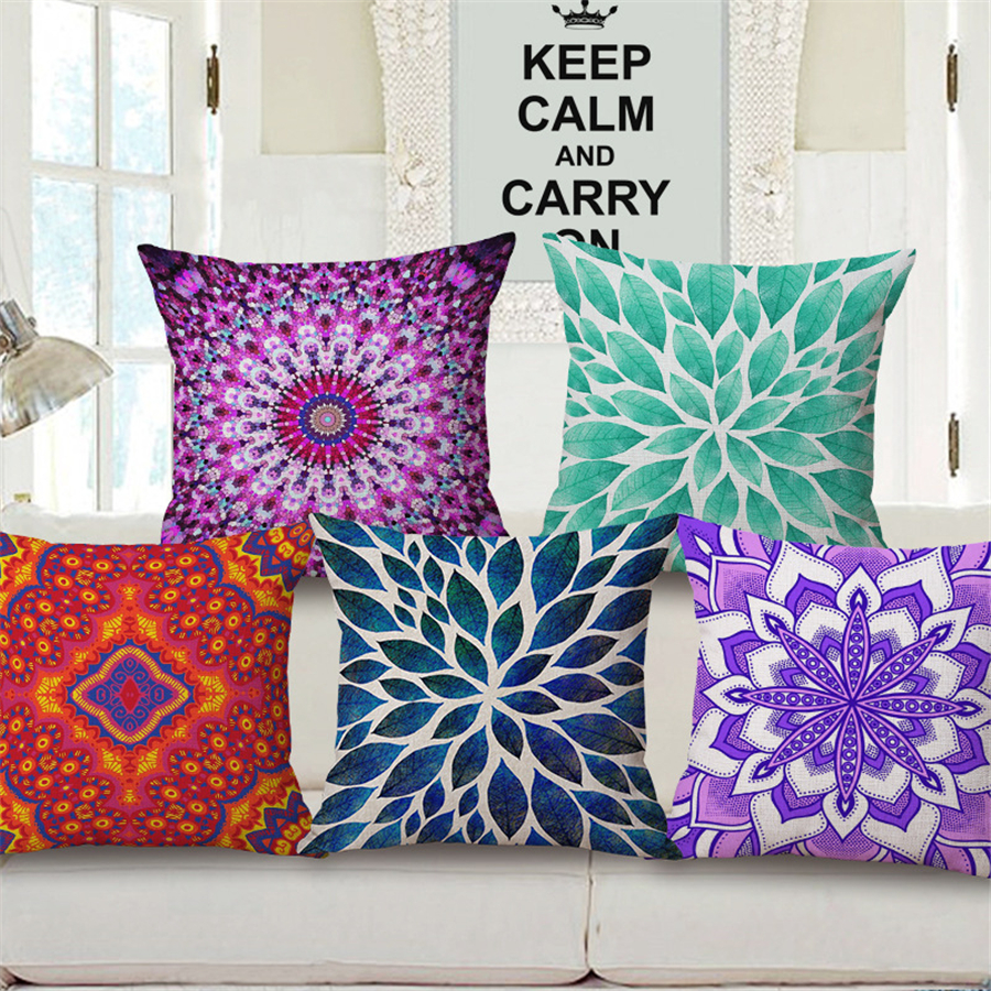Funny Throw Pillows | Decorative Pillow Covers | Aztec Throw Pillows