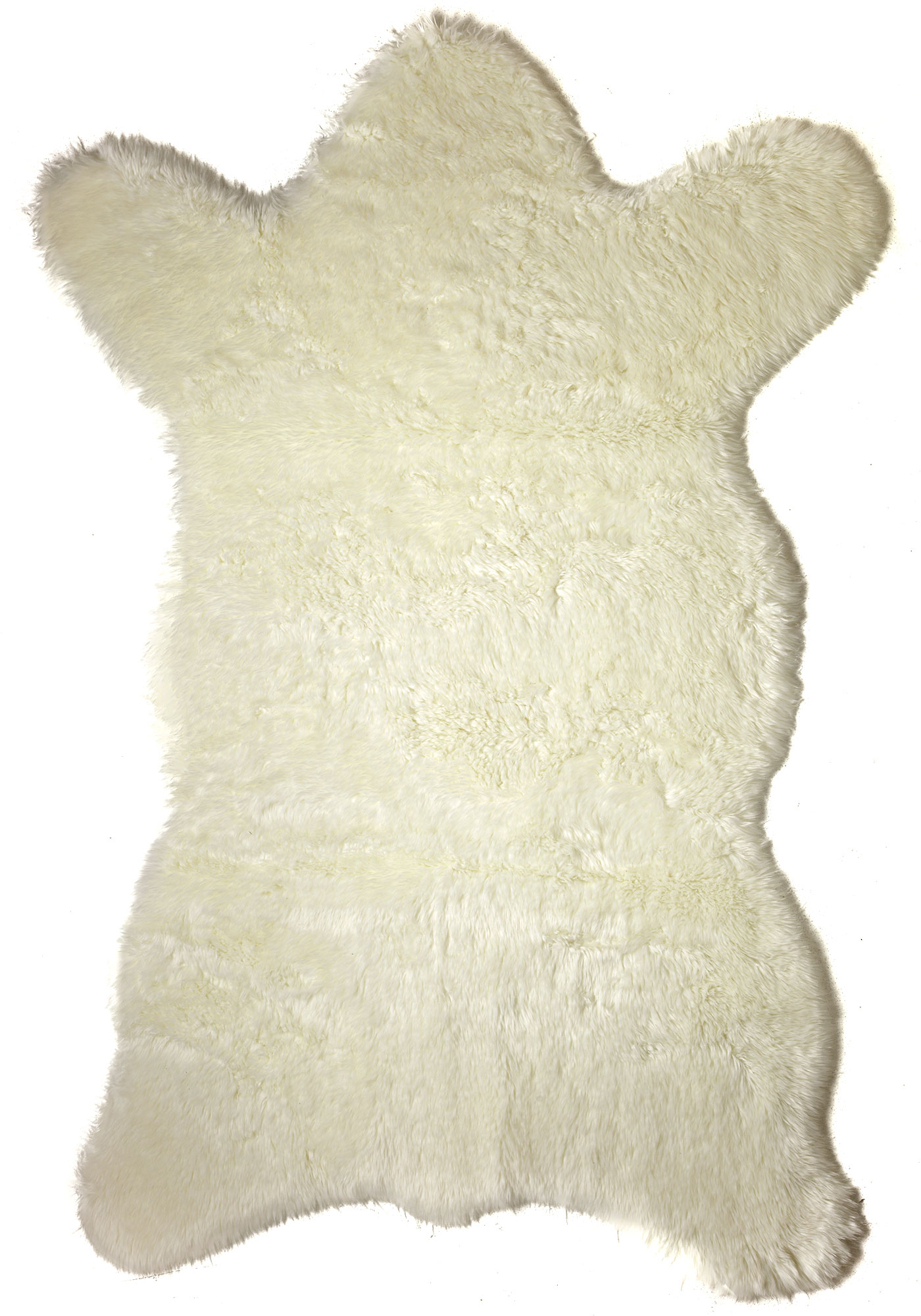 Fur Rug | White Sheepskin Rug