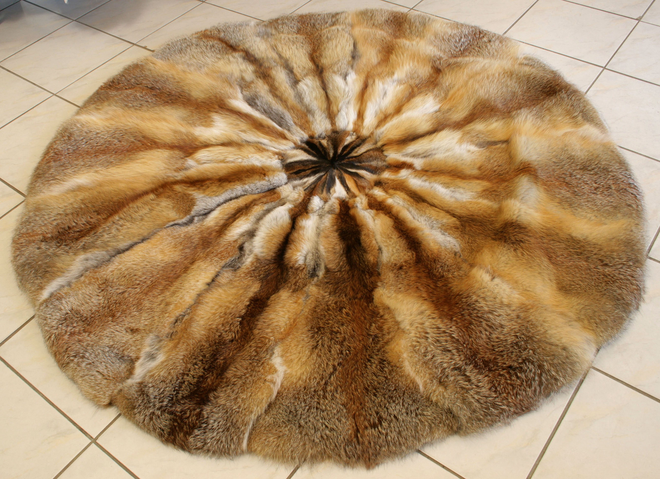 Fur Rug | Faux Bear Skin Rug with Head | Sheepskins for Sale