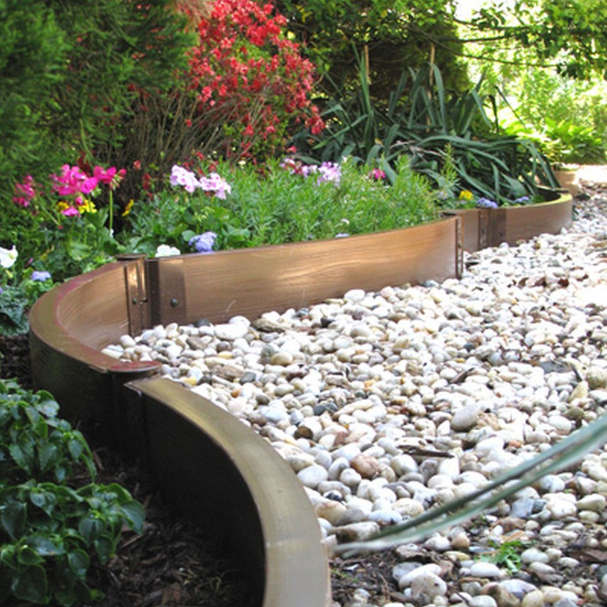 Garden Dividers | Landscape Edging Ideas | Stone Landscape Edging