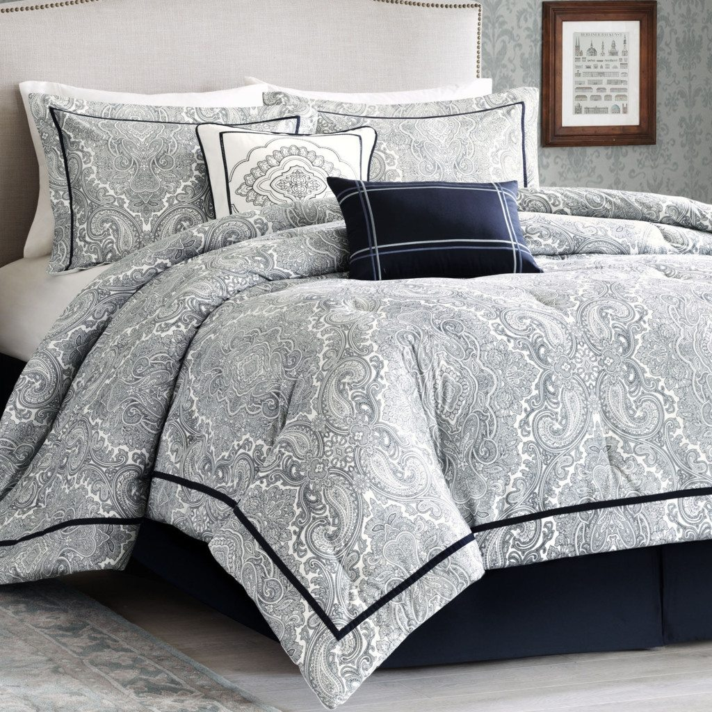 Gold Bed Comforters | Luxury Comforter Sets | Blush Comforter