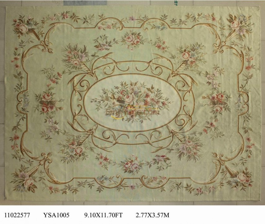 Gorgeous Antique Aubusson Rugs | Great Aubusson Rugs