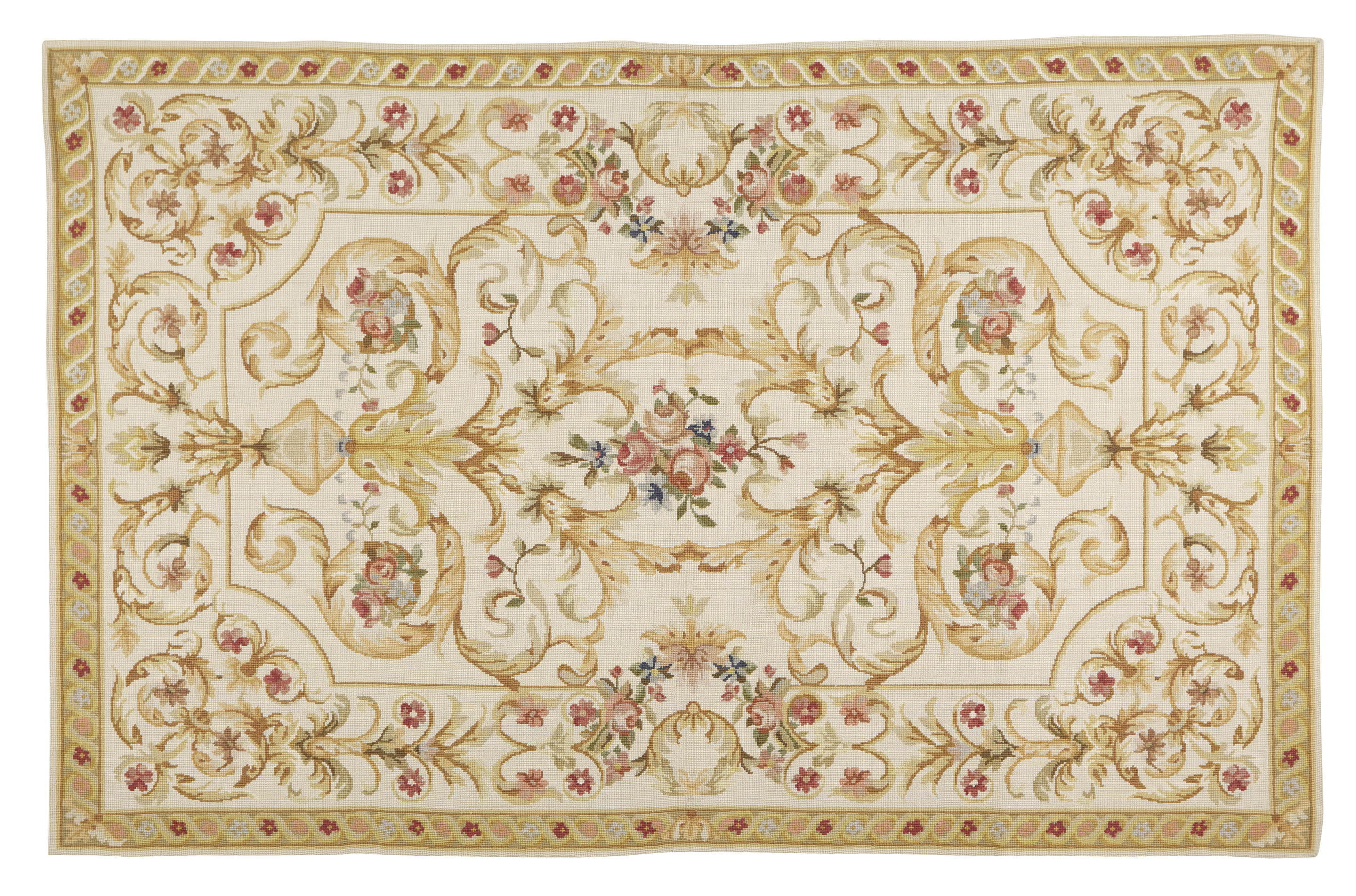 Gorgeous French Aubusson | Immaculate Aubusson Rugs