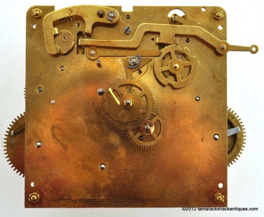 Grandfather Clock Movements | Howard Miller Clock Parts | Howard Miller Oversized Wall Clock