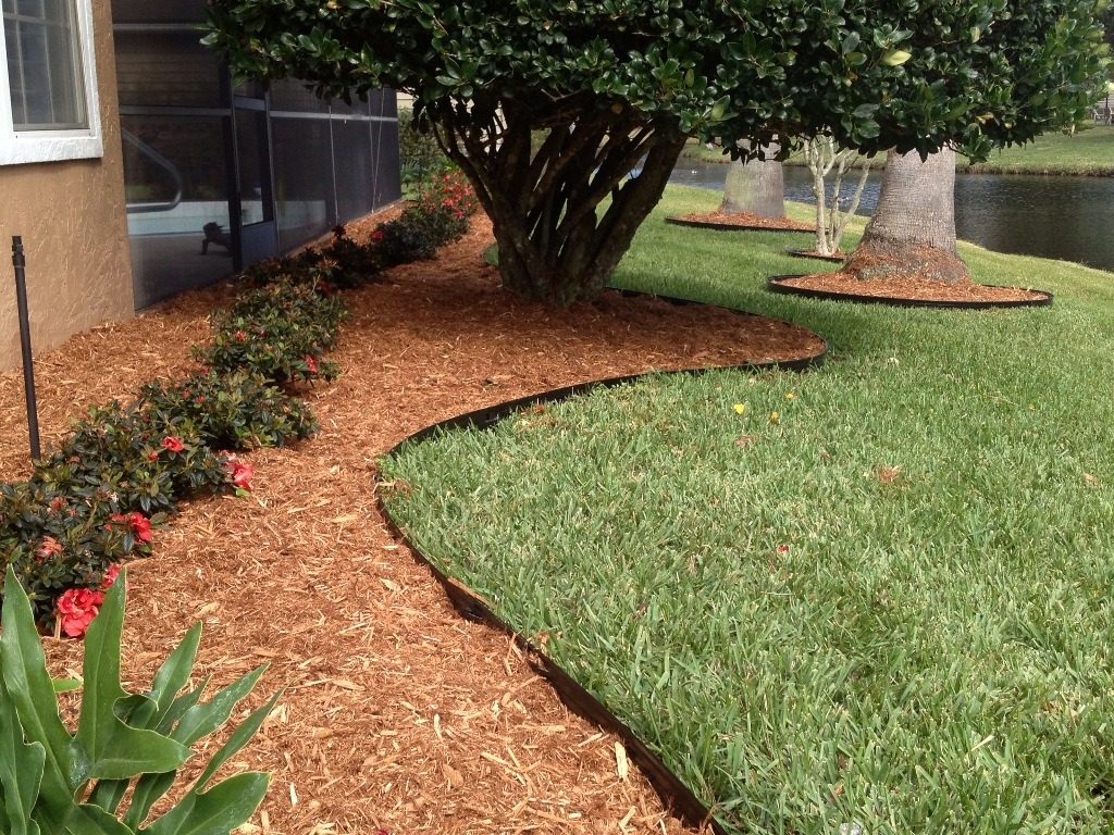 Home Depot Lawn Edging | Garden Edging Stones | Landscape Edging Ideas
