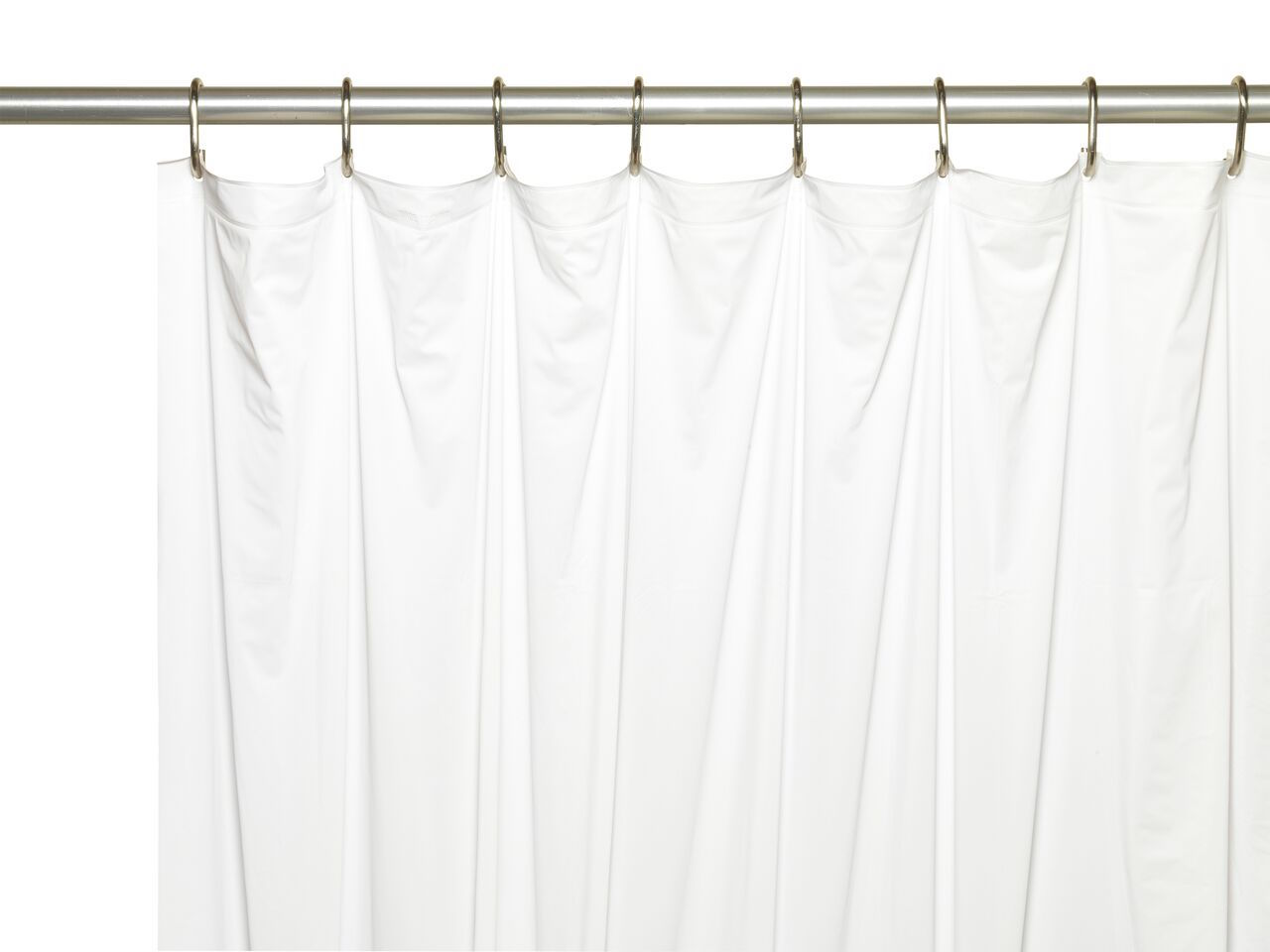Hookless Fabric Shower Curtain with Snap Liner | Shower Curtain Liner | How Do You Clean A Shower Curtain Liner