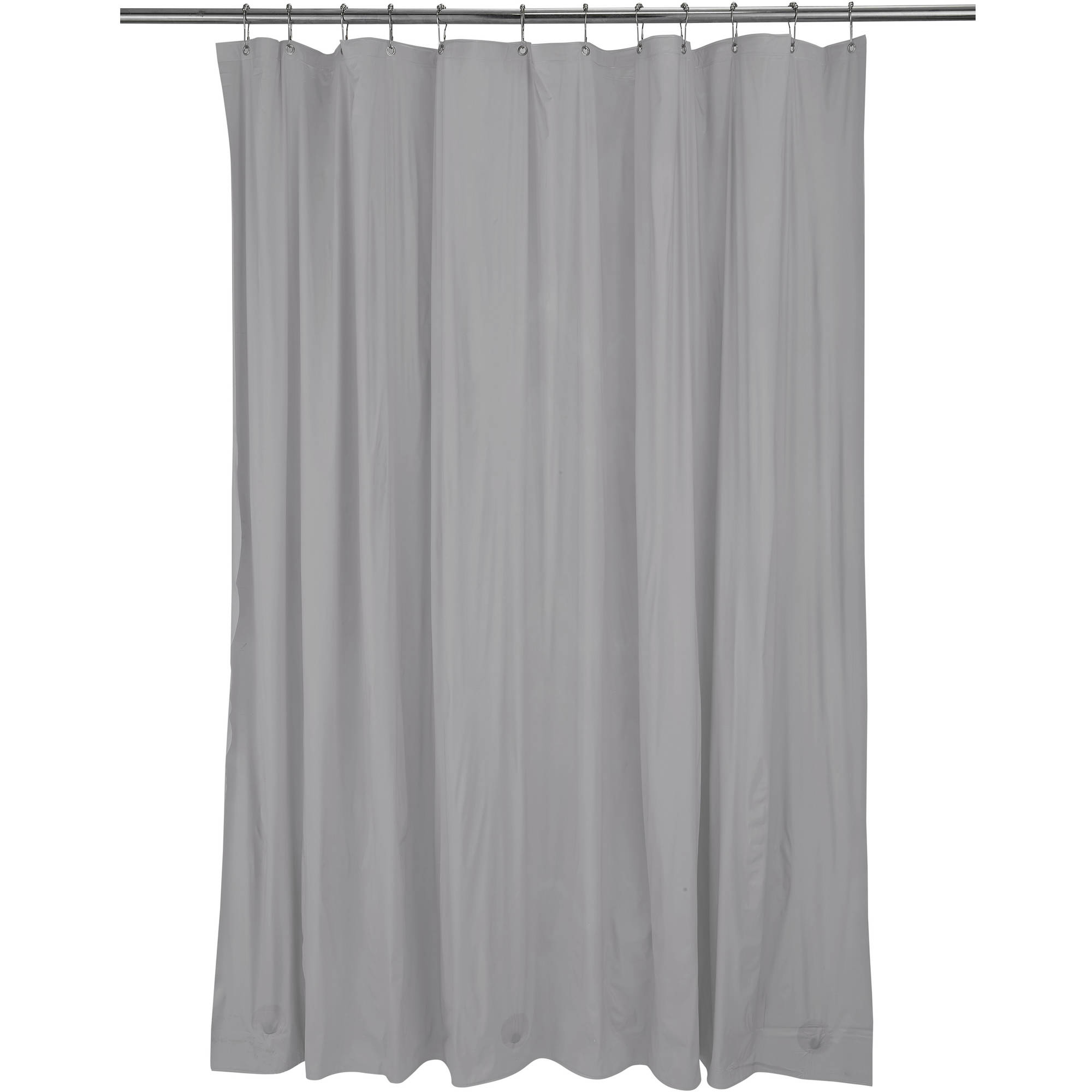 How to Clean A Shower Curtain Liner | Shower Curtain Liner | Clear Shower Curtain Liner