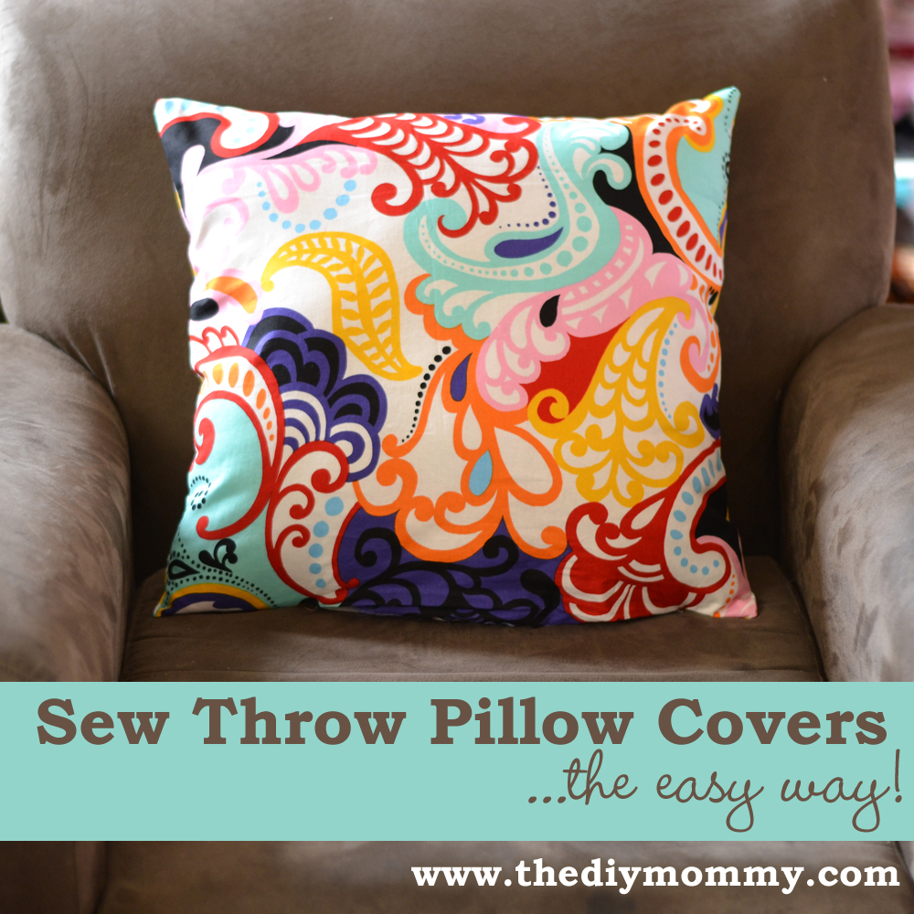 How to Make Decorative Pillow Covers | Decorative Pillow Covers | Pottery Barn Lumbar Pillow