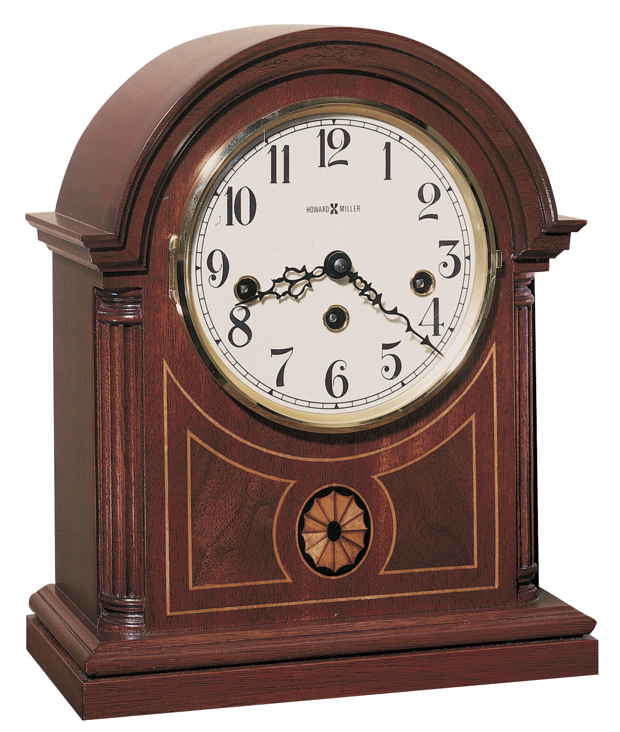 Howard Miller Clock Parts | Edinburgh Clock Works Co | Howard Miller Desk Clock