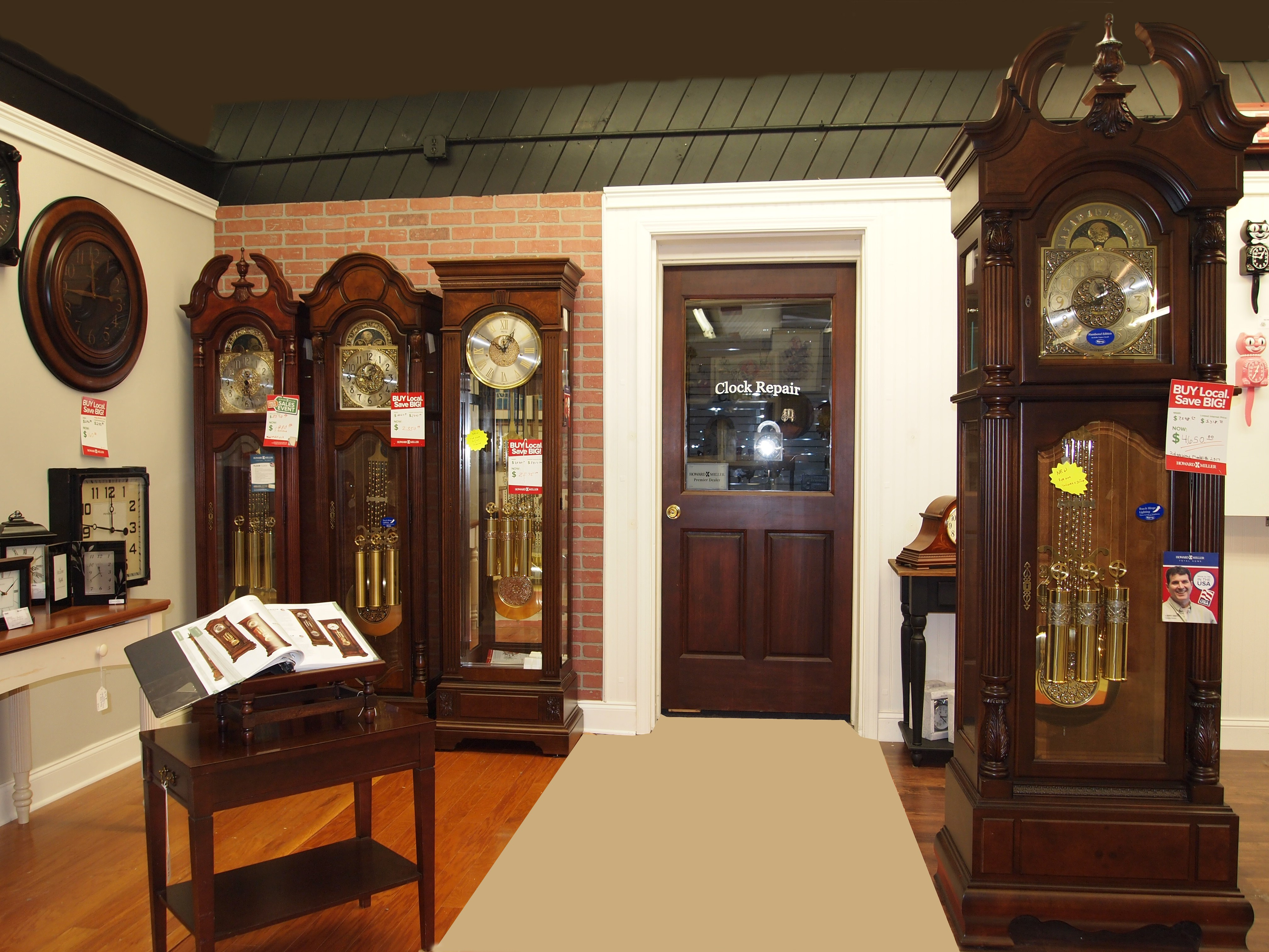 Howard Miller Clock Parts | Grandfather Clocks Howard Miller | Howard Miller Clock Parts Pendulum