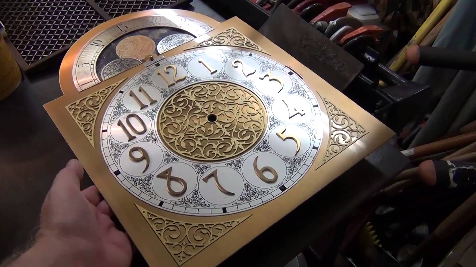 Howard Miller Clock Parts | Howard Miller Grandfather Clock Troubleshooting | Howard Miller Alarm Clock