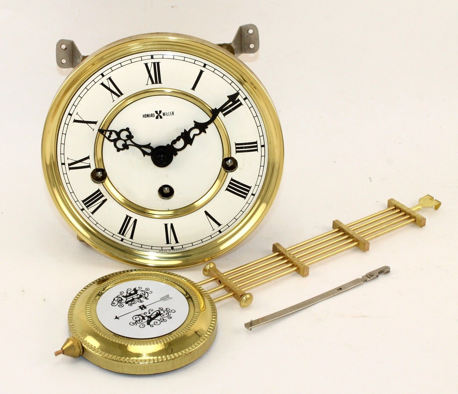 Howard Miller Clock Value | Wall Clock Mechanism | Howard Miller Clock Parts