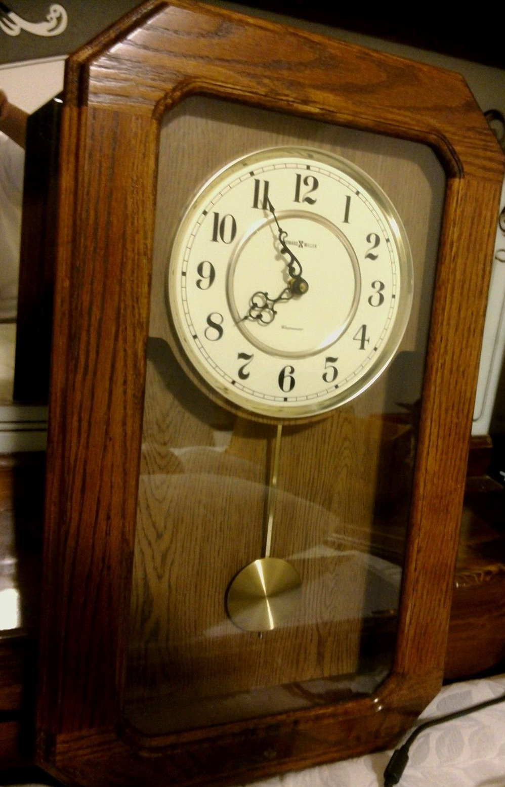 Howard Miller Mantel Clocks | Howard Miller Clock Parts | Quartz Clock Kit