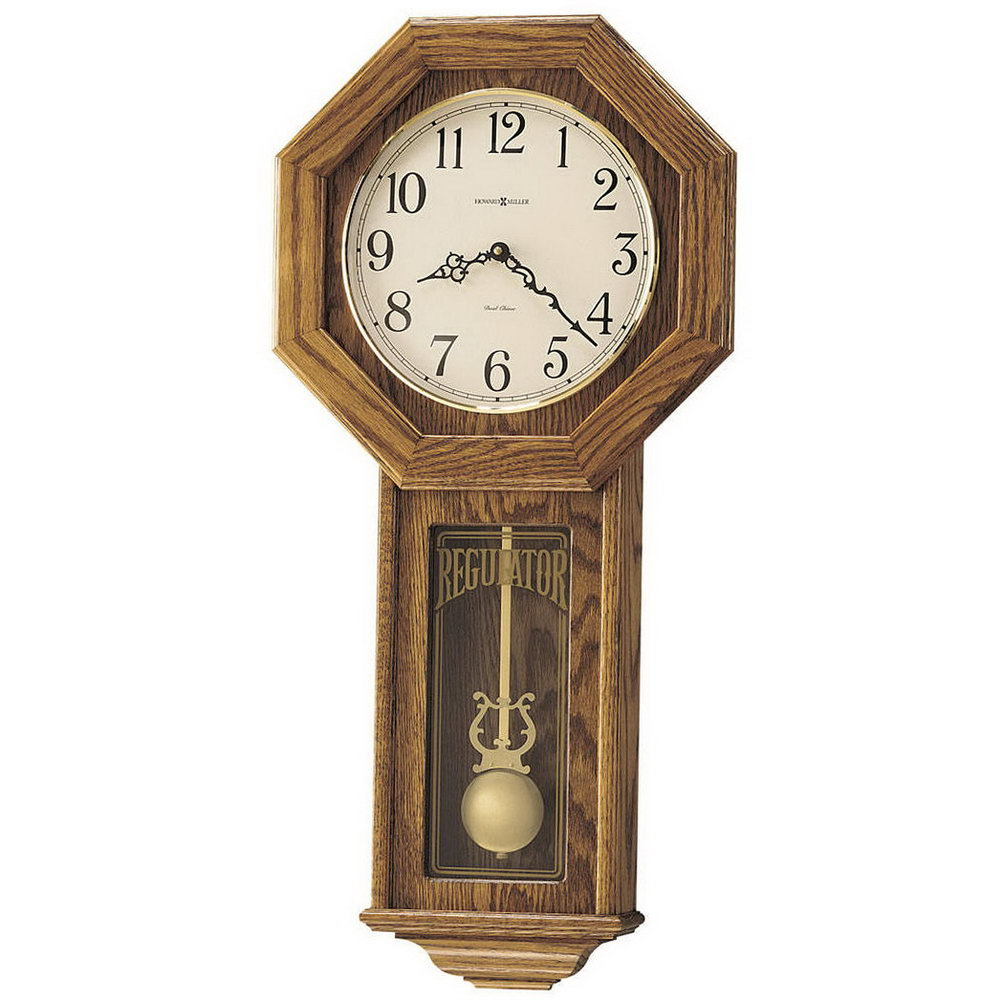 Howard Miller Oversized Wall Clock | Klockit | Howard Miller Clock Parts