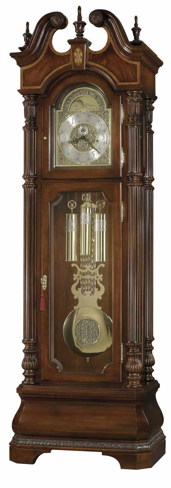 Howard Miller Pendulum Wall Clock | Klockit Com | Howard Miller Clock Parts