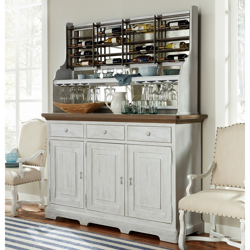Hutch And Buffet | Antique Sideboards And Buffets | Buffets And Sideboards