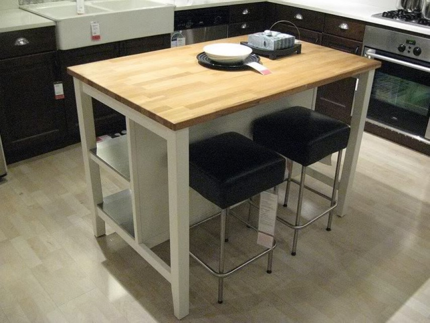 Ikea Kitchen Island Hack | Ikea Stainless Steel Island | Stenstorp Kitchen Island
