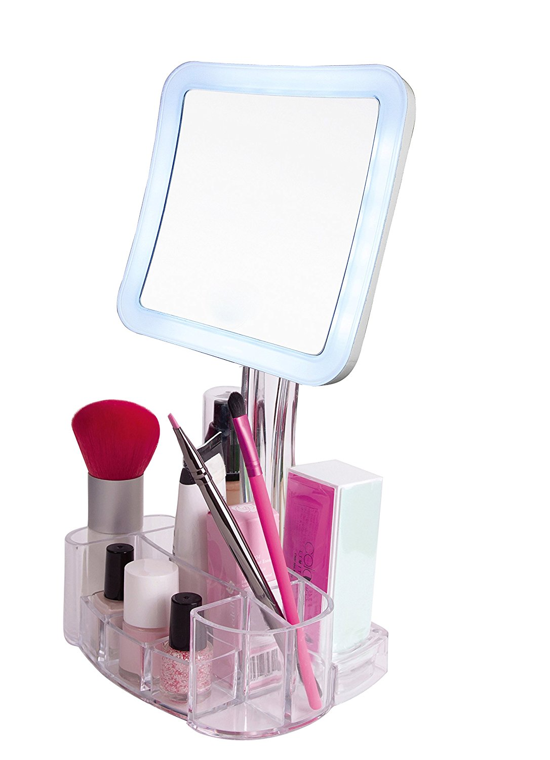 Illuminated Mirrors | Best Lighted Makeup Mirror | Bedroom Vanity with Lighted Mirror