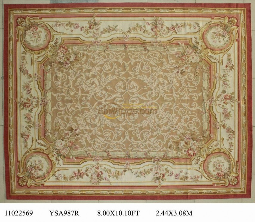 Immaculate Aubusson Rugs History | Brilliant Aubusson Rugs Inspirations