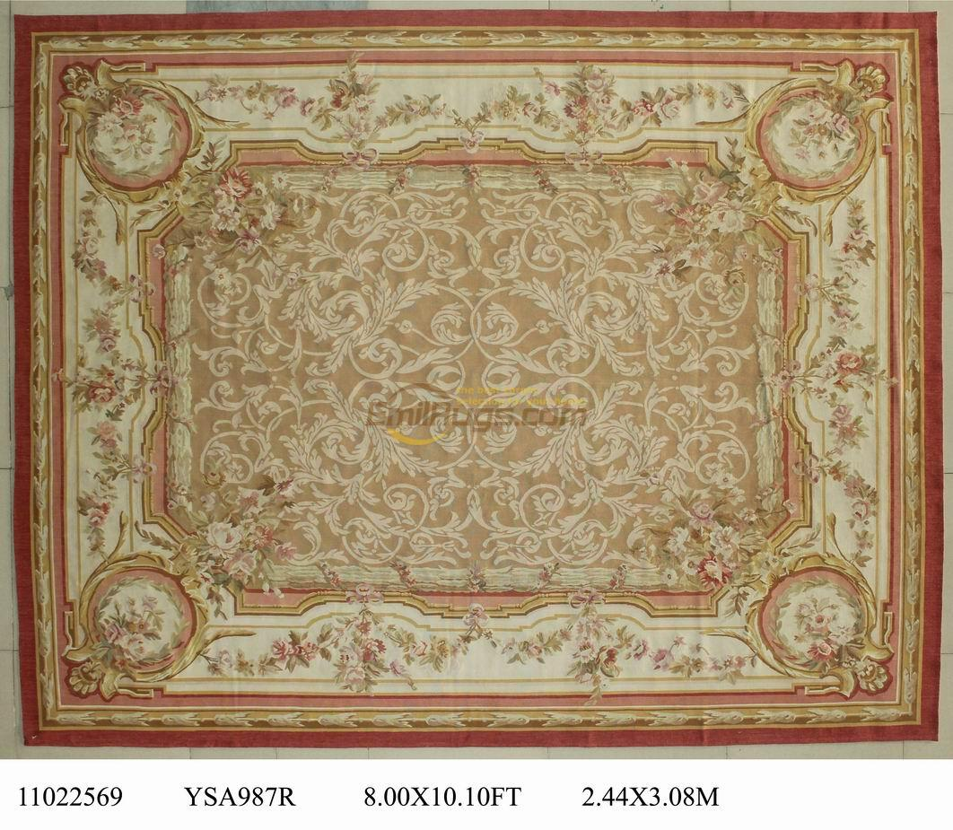 Immaculate Aubusson Rugs-history | Brilliant Aubusson Rugs Inspirations