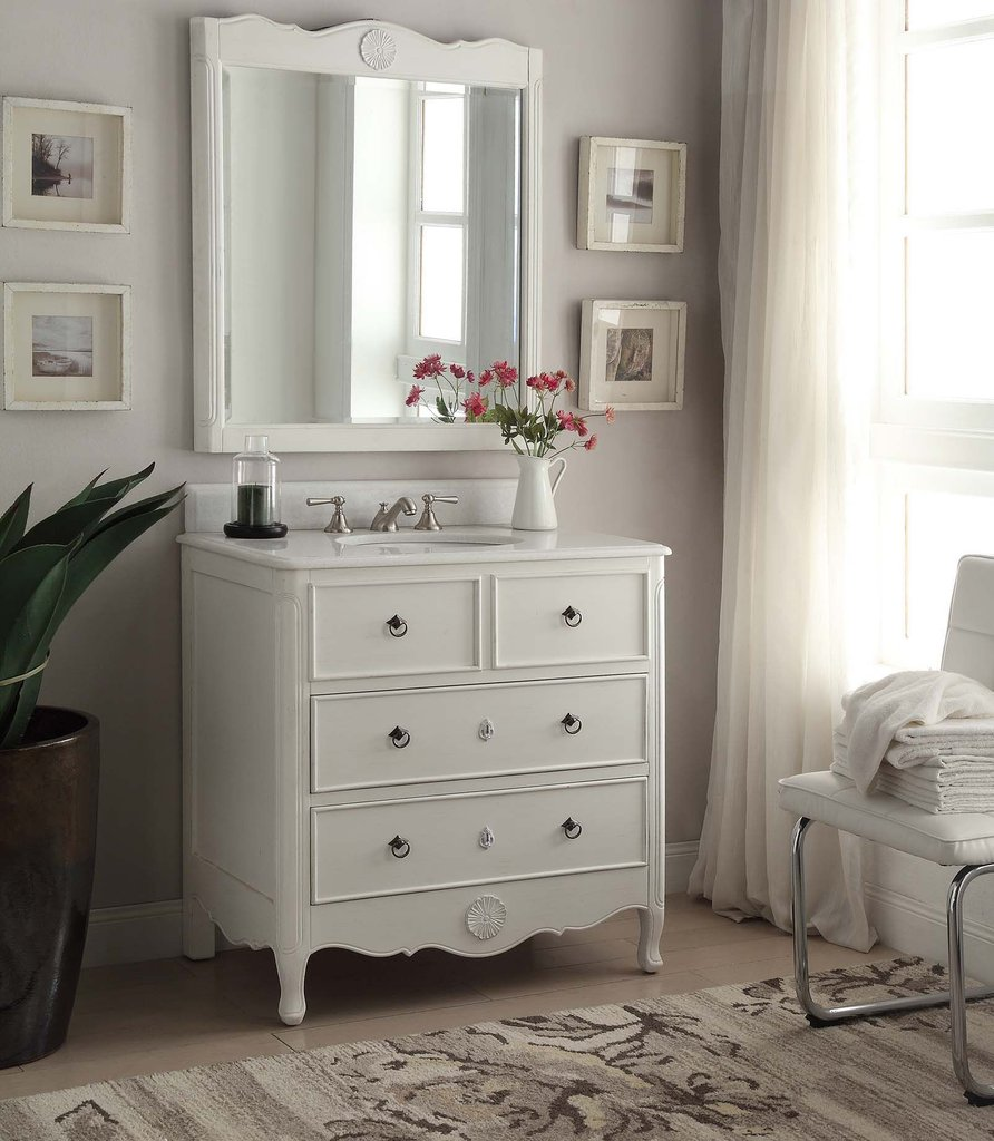Immaculate Chans Furniture | Marvellous Vanity Bathroom Miami