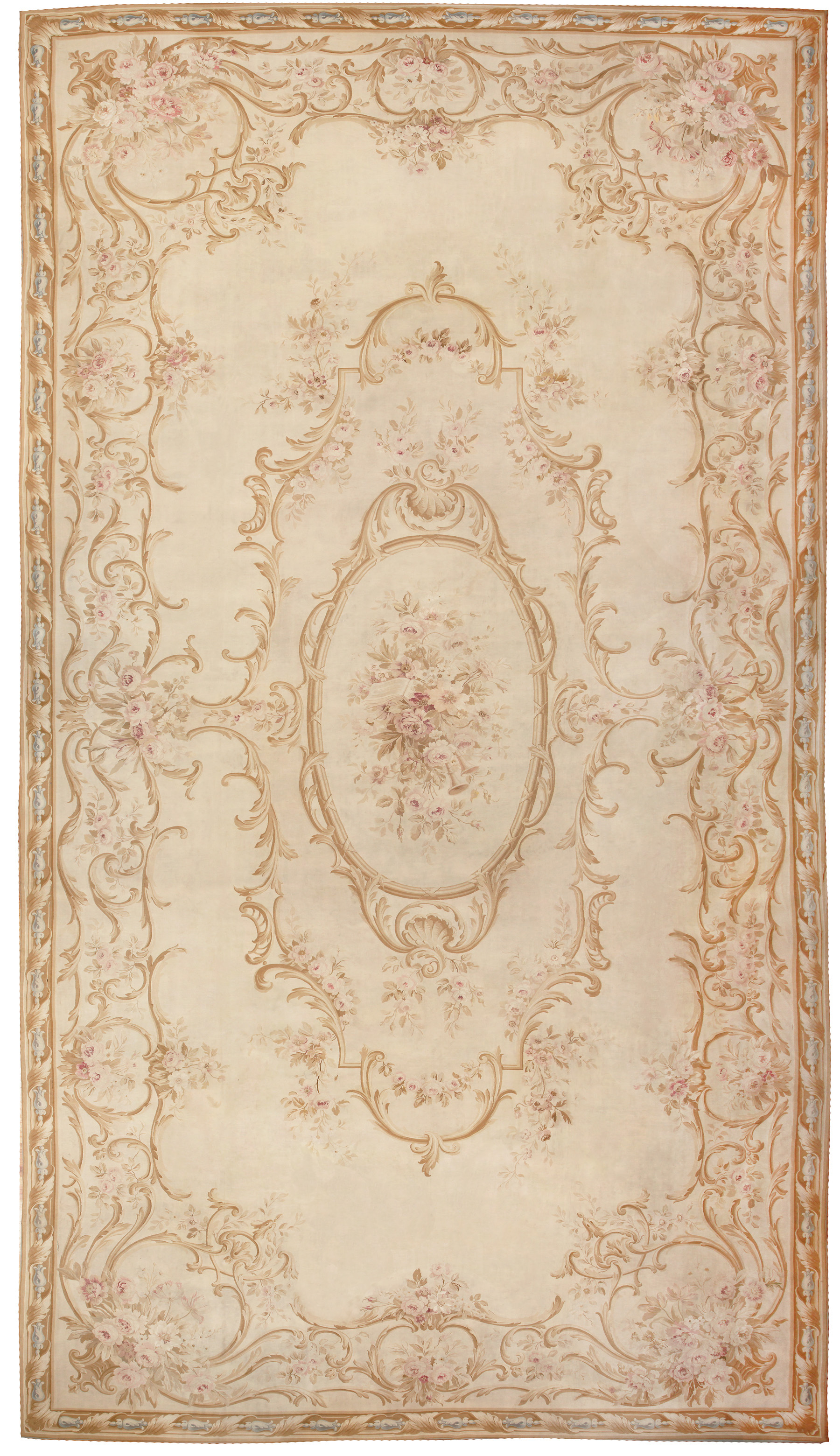 Impressive Antique Aubusson Rugs | Awesome Aubusson Rugs
