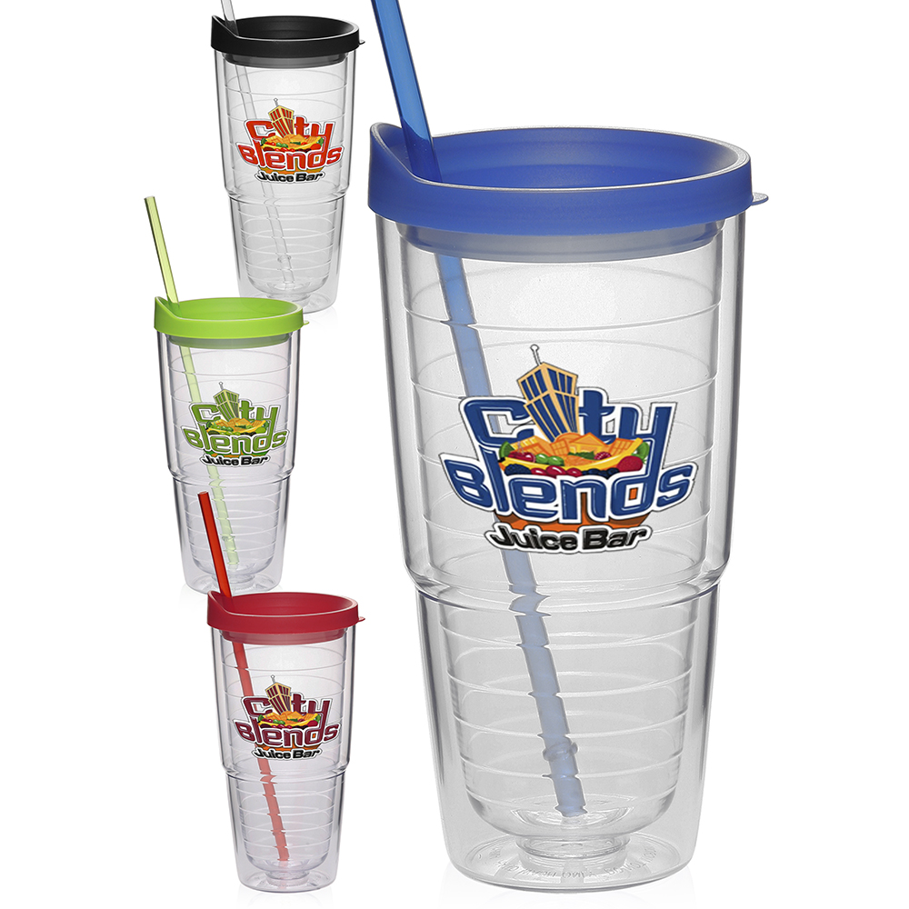 Insulated Plastic Cups | Personalized Plastic Cups | Fluted Plastic Cups