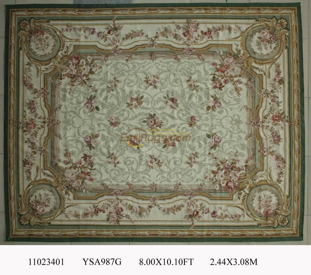 Interesting Aubusson Rugs History | Stunning Aubusson Rugs Design