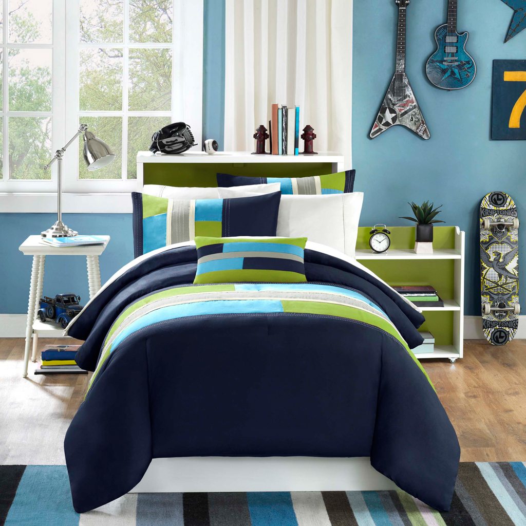 Jcp Bedding | Navy Blue Comforter | King Size Comforters Target