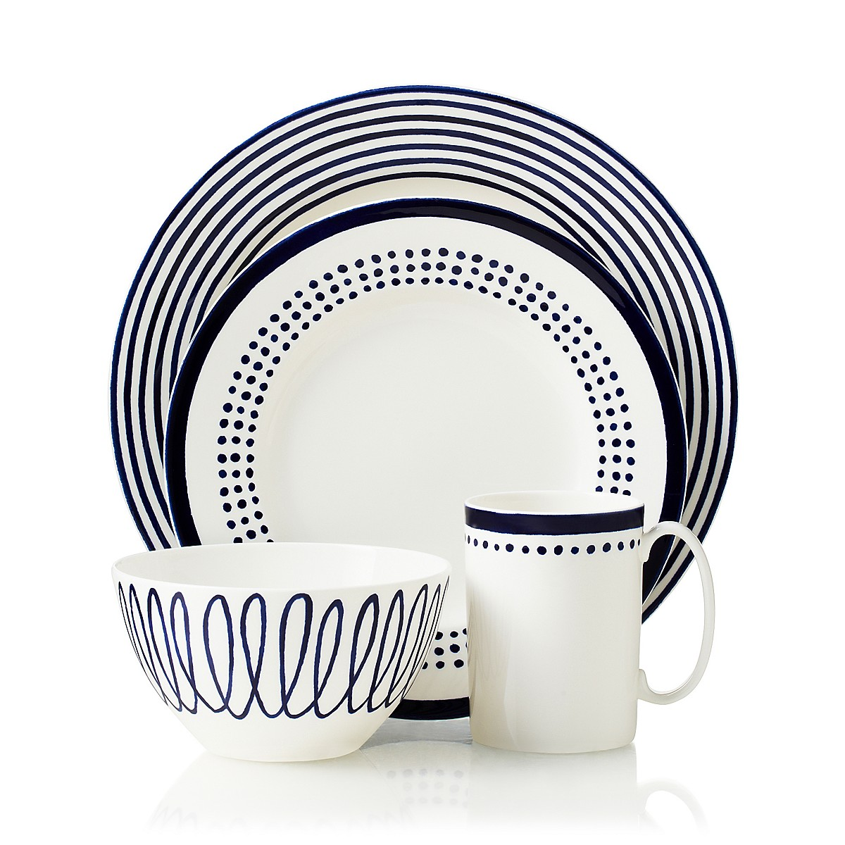 Kate Spade China | Kate Spade Christmas China | New York Dinnerware