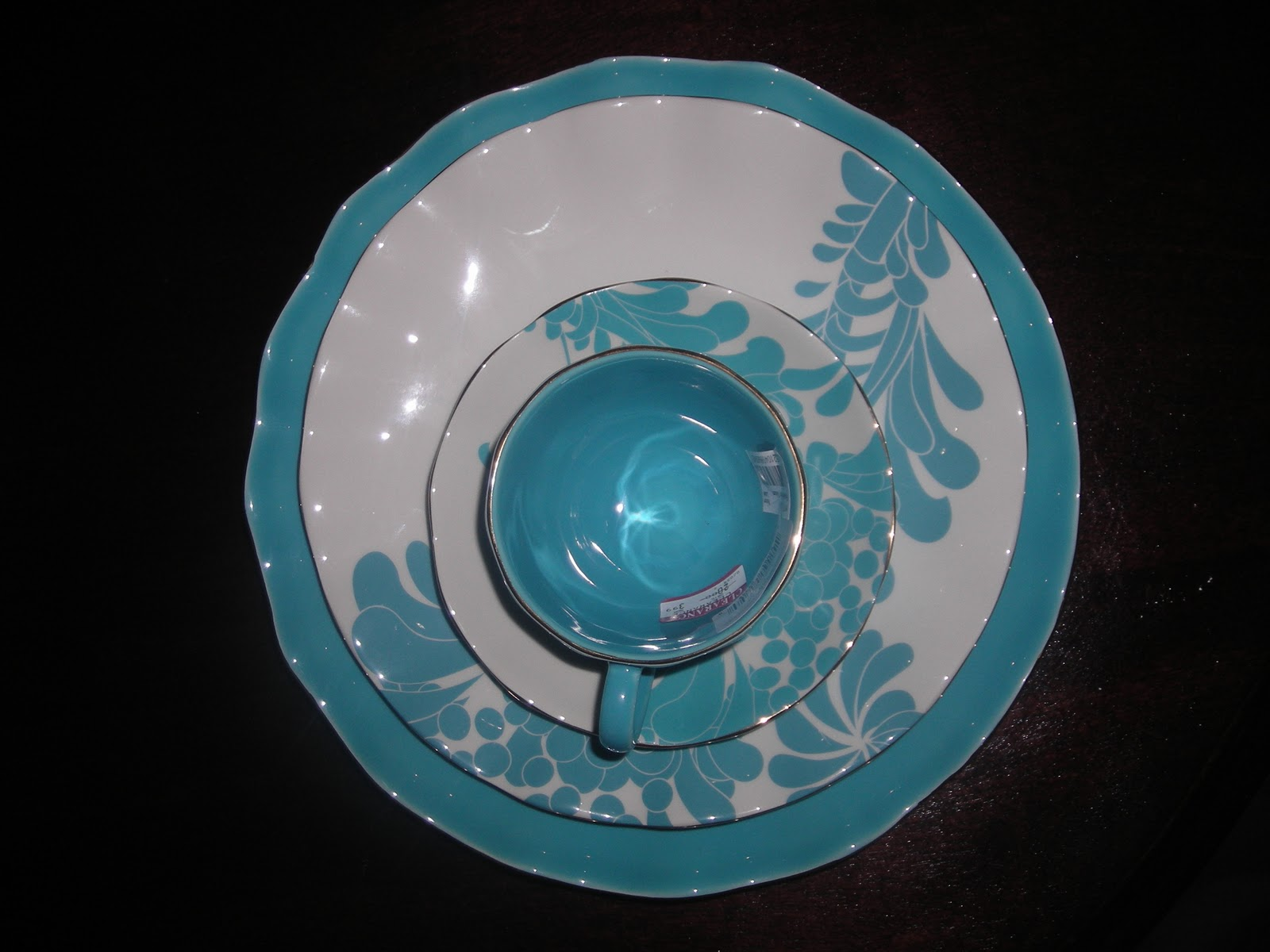 Kate Spade China | Kate Spade Hopscotch Dinnerware | Kate Spade Patterns & Dining Room: Remarkable Kate Spade China For Antique Dinnerware ...