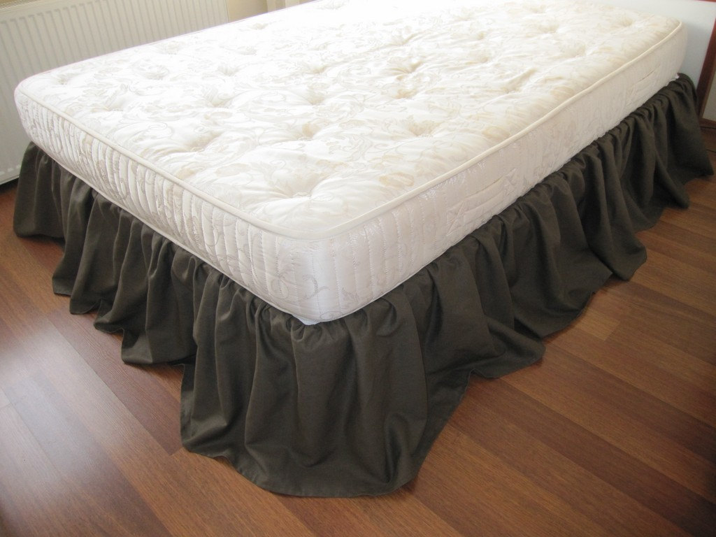 King Size Dust Ruffle | Daybed Bedskirt | Bed Skirts Queen